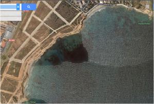Paseo desde Cabo Peñas en La Zenia hasta la playa de Punta Prima