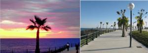 Paseo desde Playa Capitan en Cabo Roig hasta Cala Cerrada en La Zenia 2