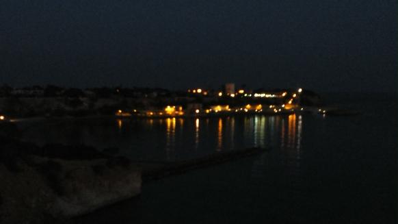Cabo Roig, de noche
