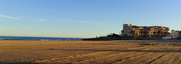 Playa El Bosque, La Zenia