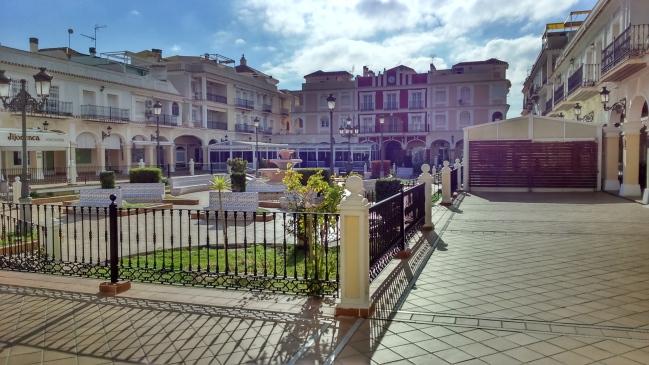 centro comercial de Pueblo Latino