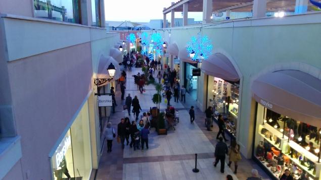 la zenia boulevard calles en navidad