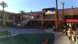 la zenia boulevard plaza central pantalla gigante