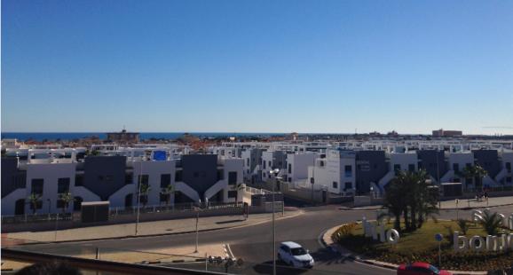 vista de La Zenia desde La Zenia Boulevard