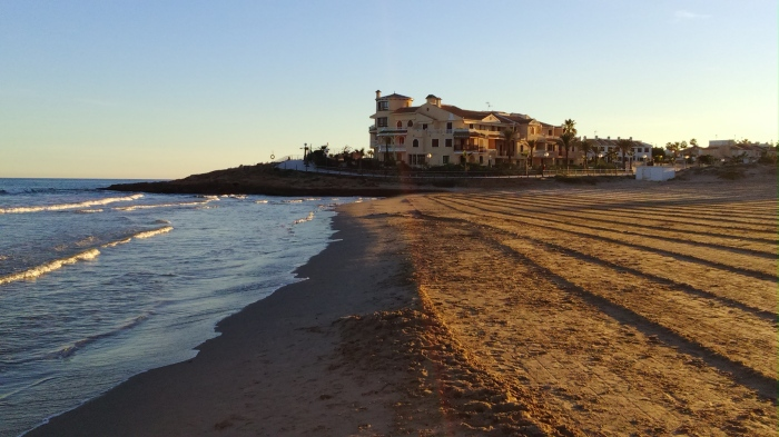 Playa de La Zenia