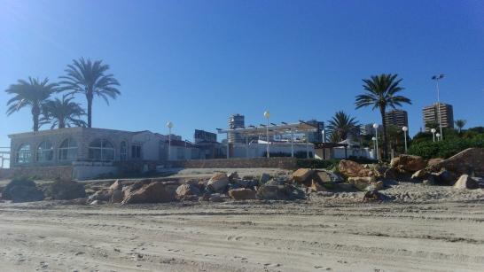 playa de la glea restaurante en primera linea en campoamor junto a cabo roig