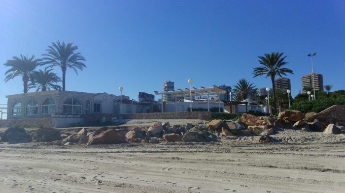 Restaurante Montepiedra Playa La Glea