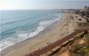Playa La Glea de Campoamor