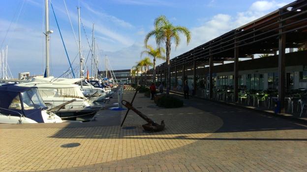 Zona comercial Puerto de San Pedro del Pinatar