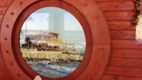 restaurante nautilus primera linea de mar en punta prima