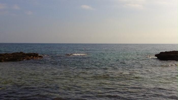 snorkel - diciembre en calas de aquamarina en Campoamor