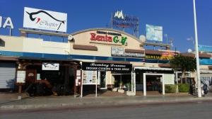 El strip de La Zenia