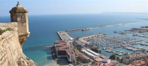 Castillo Santa bárbara Alicante