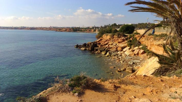 paseando por el litoral de punta prima