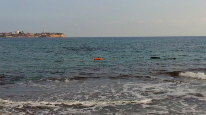 snorkel en las Calas de Aquamarina
