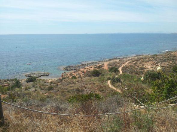 La Playa Fósil.
