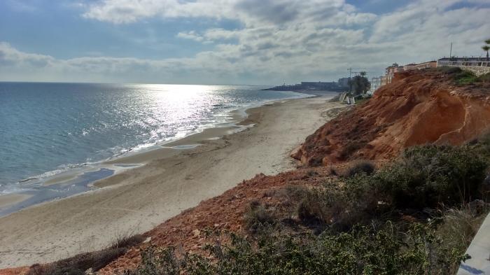 Playa de Mil Palmeras