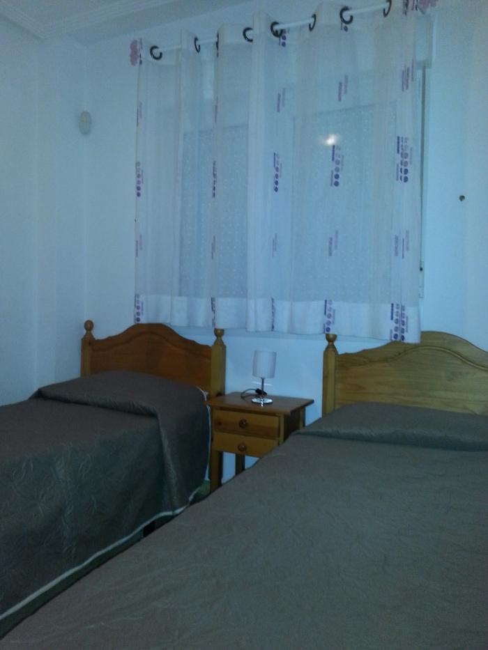 apt1 habitación 2 camas
