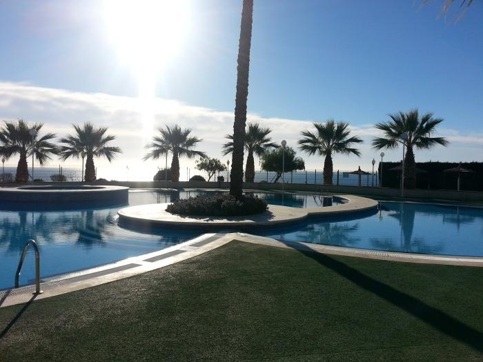 Urbanización piscina 2