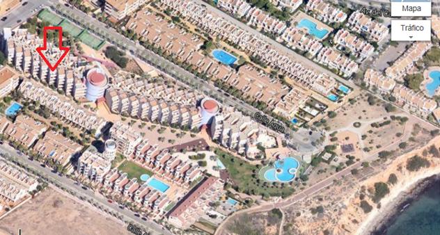 Urbanización localización