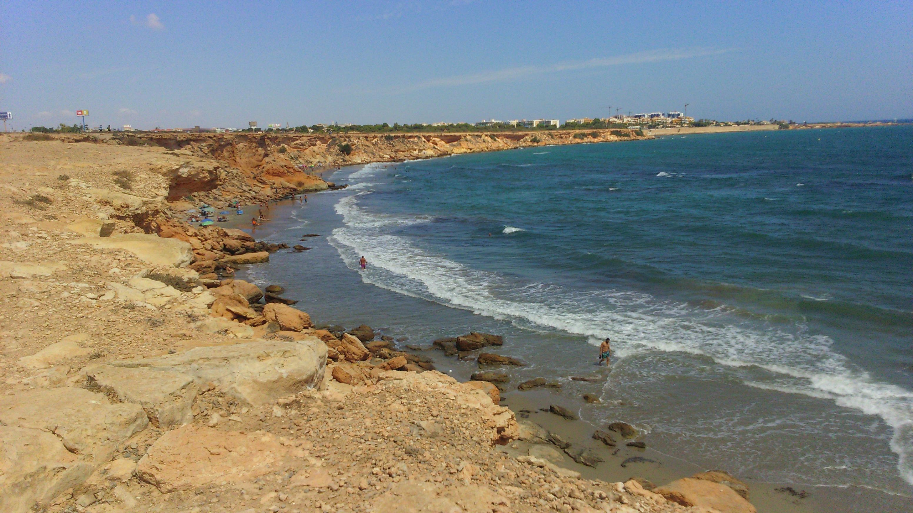 Cala Cabo Peña