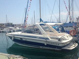 Alquiler barco Cabo Roig 10 metros